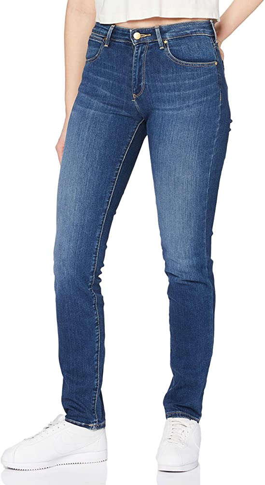 Wrangler, slim jeans per donna,93% cotone, 5% dell, 2% elastan W28LX785U