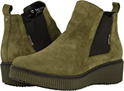 Khaki Green Velcalf Premium