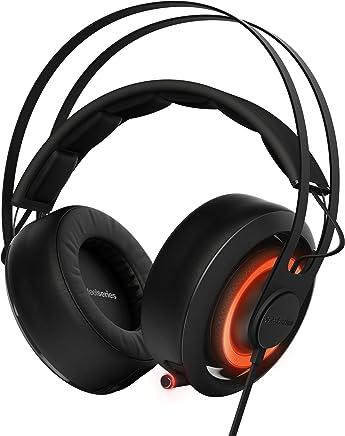 SteelSeries Siberia 650, cuffie da gioco, suono Dolby Surround 7.1, illuminazione RGB, gestione del software, PC / Mac, Nero - Trova i prezzi più bassi