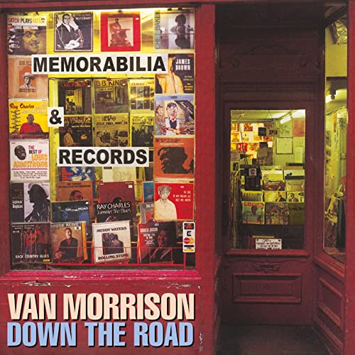 Whatever Happened to PJ Proby? by Van Morrison on Amazon