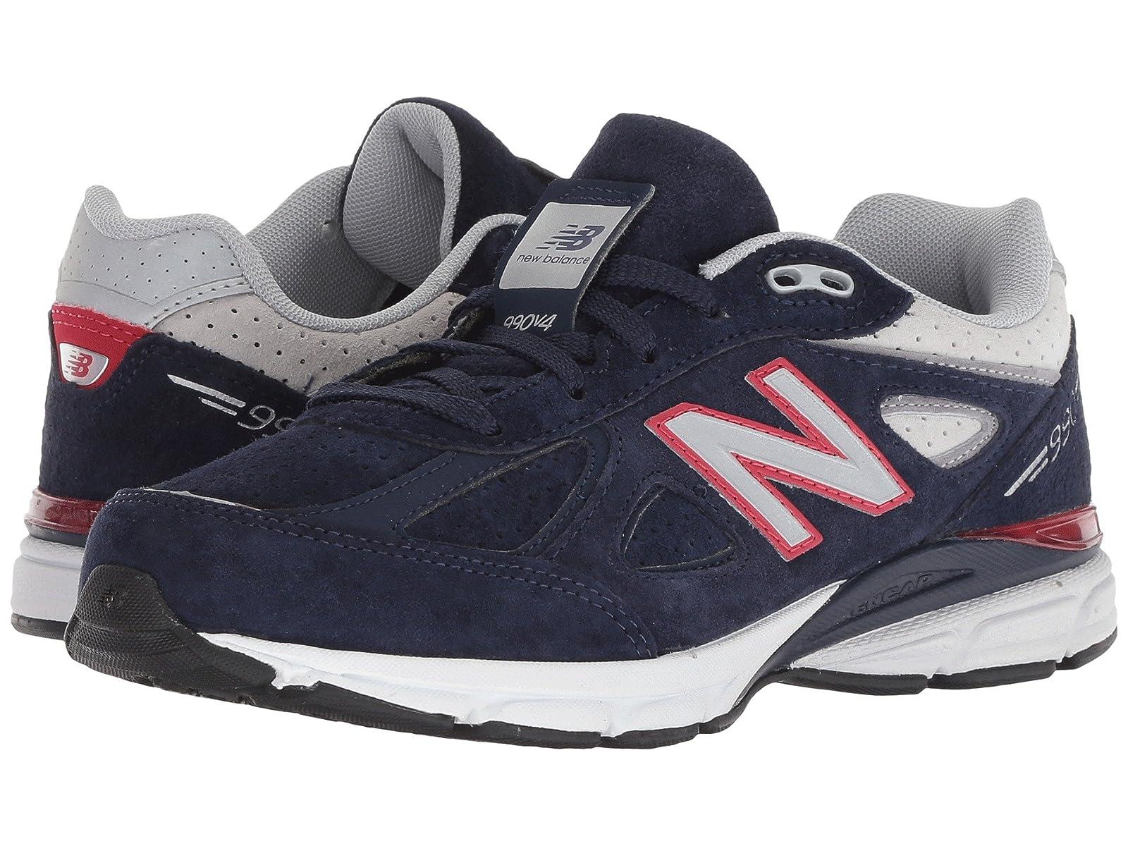 New Balance Kids KJ990v4G (Big Kid)Atmospheric grades have affordable shoes