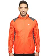 Nike - Printed Packable Hooded Jacket