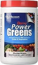 NuMedica - Power Greens Berry - 300 Grams / 30 Servings