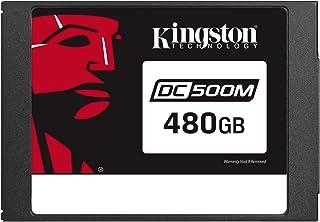Kingston Data Center DC500R, SEDC500M/480G, Unidad de estado sólido SSD, Enterprise 2.5