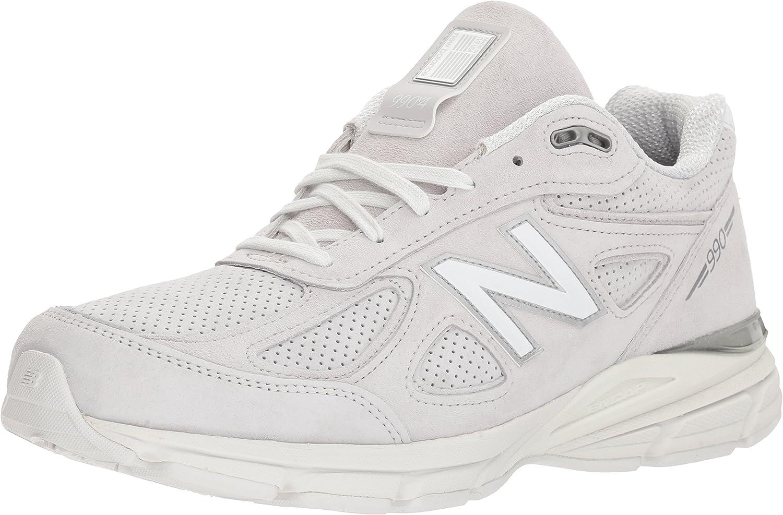 New Balance - - Herren M990A Schuhe, 44.5 EUR - Width D, Arctic Fox