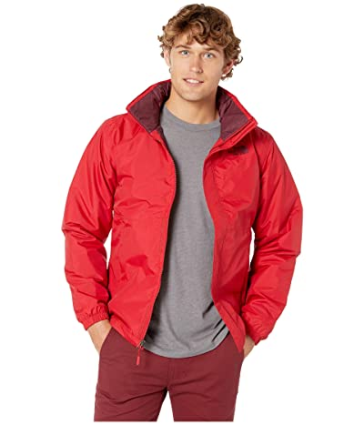 The North Face Resolve Insulated Jacket (Rage Red) Men