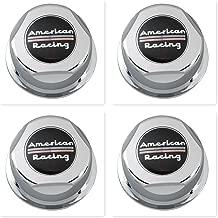 4 Pack American Racing 1307100 Chrome Wheel Center Cap