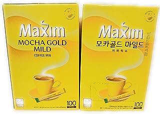 Maxim Mocha Gold Mild 100 sticks