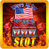 4th Of July Slot Machine Texas BBQ Fireworks USA Hold'em Casino 2015