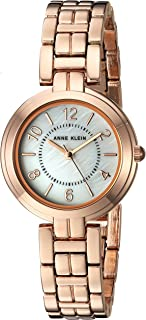 Anne Klein Casual Watch For Women Analog Metal