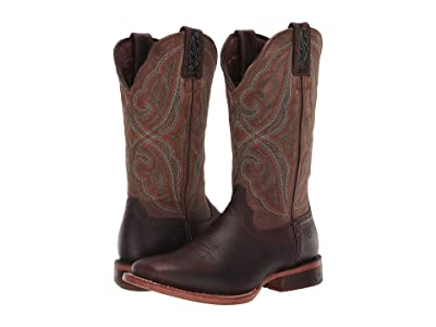 Durango Arena Pro 12 Square Toe (Dark Chestnut) Women