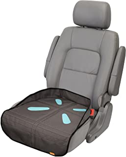 Munchkin Brica Booster Seat Guardian Car Seat Protector, Brown/Black