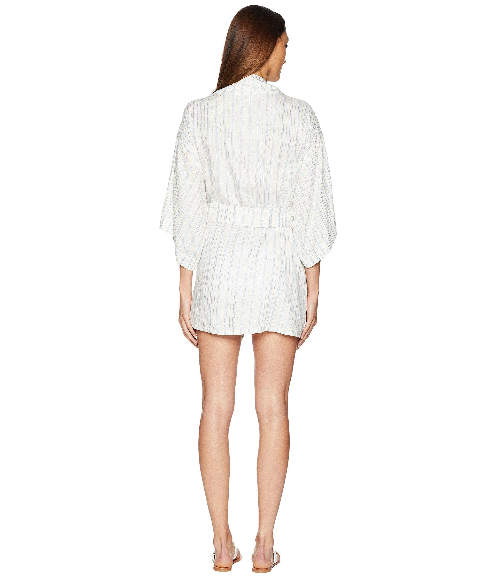 Onia Onia Kimono White Onia Gina White Kimono Gina Multi Gina Multi 5TaxFwCnfq