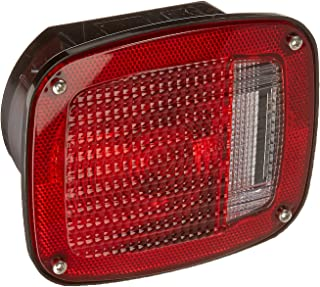 Grote 53712 Three-Stud Metri-Pack Stop Tail Turn Light (LH w/ License Window)