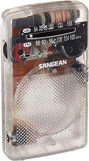 Sangean SR-35CL AM/FM Novelty Pocket Radio Clear