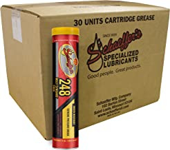 Schaeffer Manufacturing Co. 02482-029 Moly Syngard Grease, 2000 NLGI #2, 14 oz. (Pack of 30)