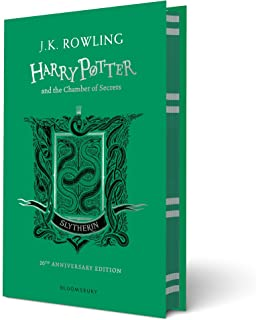 Harry Potter and the Chamber of Secrets Slytherin Edition Hardcover