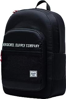 حقيبة ظهر هيرشيل كاجوال للجنسين - لون اسود