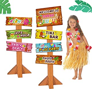 Best luau directional sign Reviews