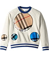 Burberry Kids - Scarf Dots Sweater (Big Kids)