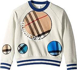 Scarf Dots Sweater (Big Kids)