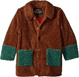 Faux Fur Jacket (Infant/Toddler/Little Kids/Big Kids)