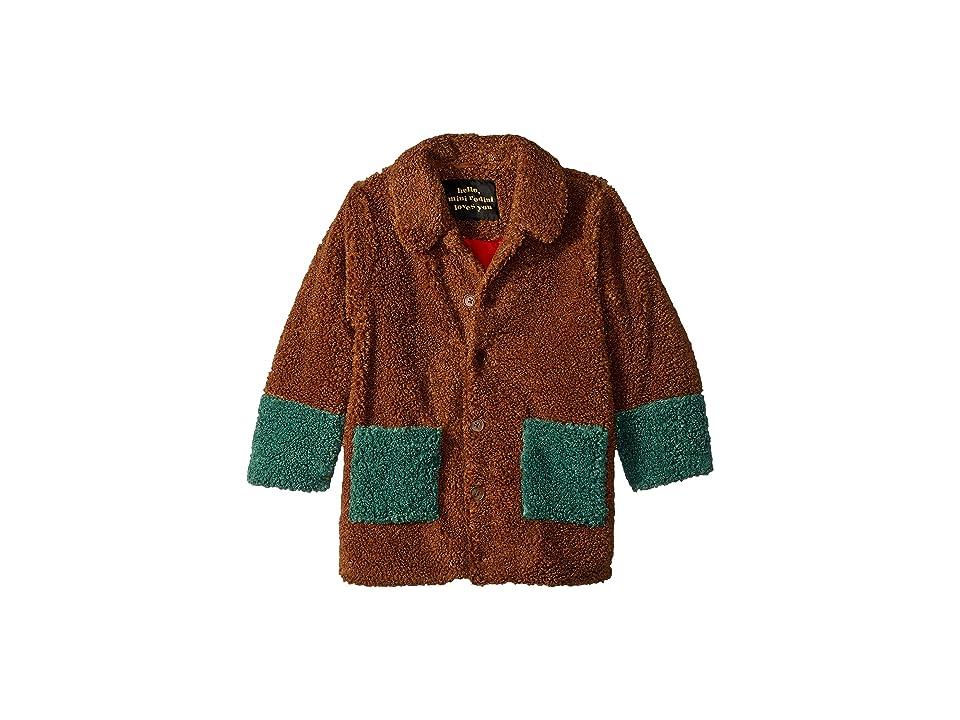 mini rodini - mini rodini Faux Fur Jacket