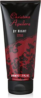 Christina Aguilera By Night Shower Gel for Women, 6.7 Ounce