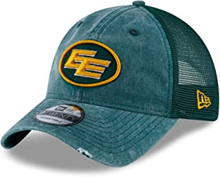 New Era Edmonton Eskimos CFL Tonal Washed 2 Relaxed Fit 9TWENTY Cap | Adjustable