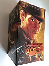 Indiana Jones VHS Collectors SET / Kalandra Fel - Indiana Jones / Raiders of The Lost Ark, The Last Crusade, The Temple of Doom