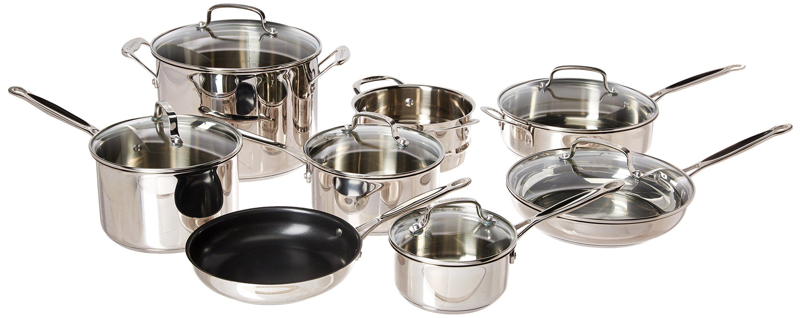 Cuisinart 77 14N Classic Stainless 14 Piece
