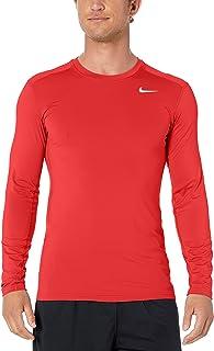 Nike Men's Baselayer Top Long Sleeve Crew
