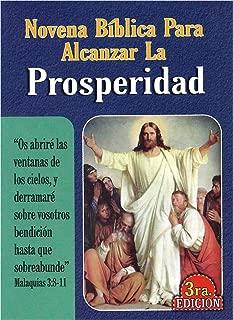 Novena Bíblica Para Alcanzar La Prosperidad