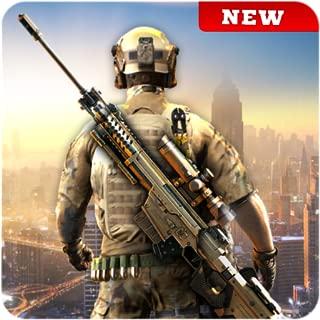 Army Sniper Elite Shooter Terrorist Killer Strike - FPS Shooting Sniper Games For Free 2019