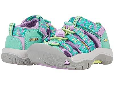 KEEN Kids Newport H2 (Toddler/Little Kid) Girls Shoes