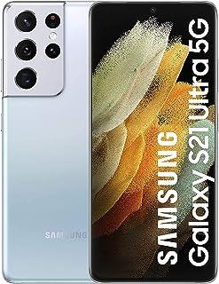 Samsung Galaxy S21 Ultra 5G G998B 256GB 12GB RAM International Version - Phantom Silver
