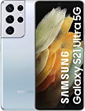 Samsung Galaxy S21 Ultra 5G SM-G998B/DS 256GB 12GB RAM International Version - Phantom Silver