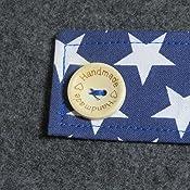manualidades etiqueta de botones de madera 2 agujeros costura adornos /álbumes de recortes Baiyao 50 botones rectangulares de madera hechos a mano etiqueta para bricolaje