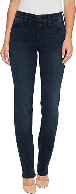 NYDJ Sheri Slim Jeans in Future Fit Denim in Mason