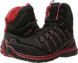 Black/RL Red