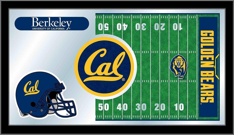 Holland Bar Stool NCAA California golden Bears 15 x 26-Inch Football Mirror