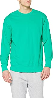 Fruit of the Loom Men's Set-In Lightweight Sweater