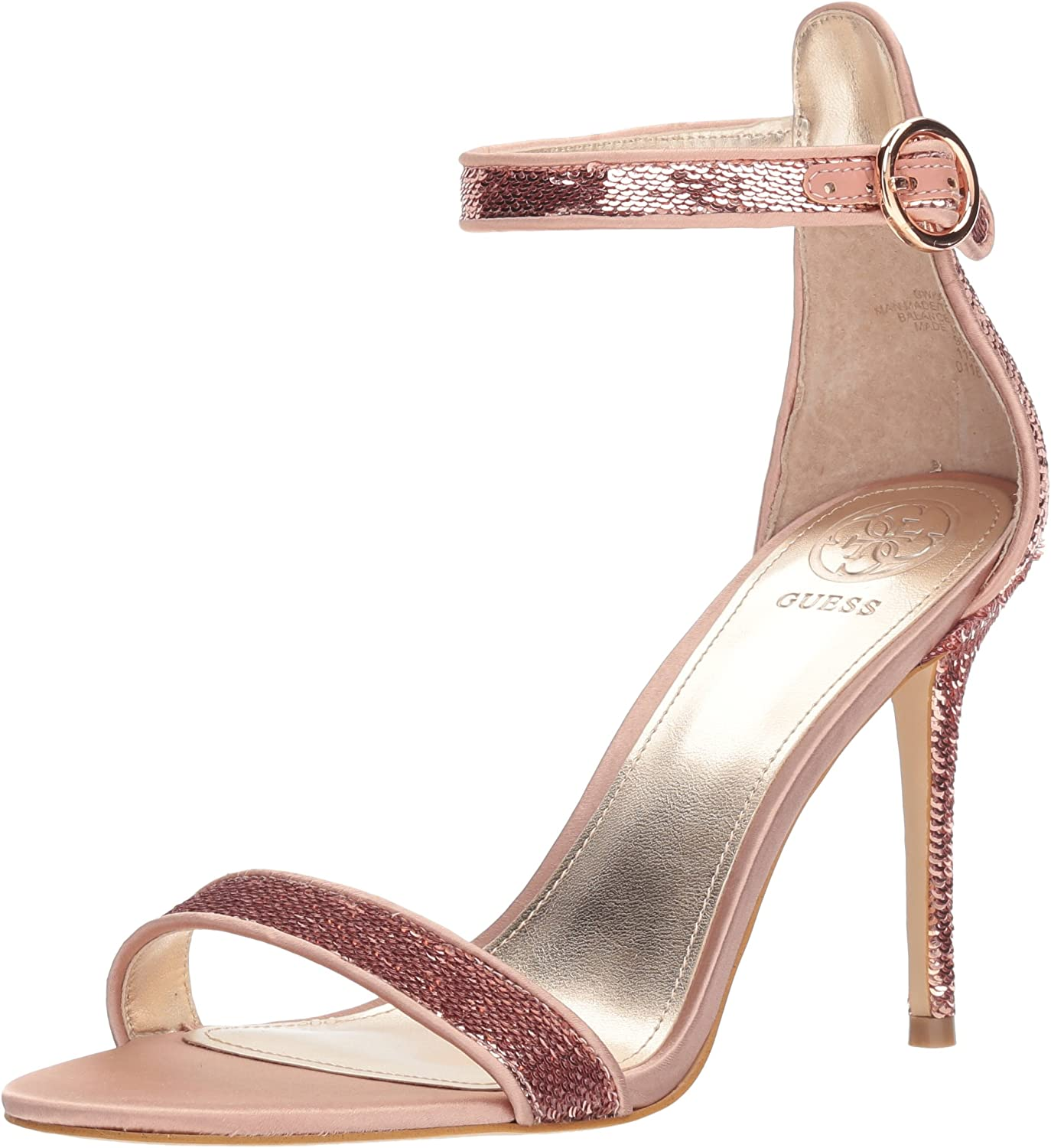 GUESS Women's Kahluan Heeled Sandal