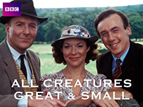all creatures great and small movie