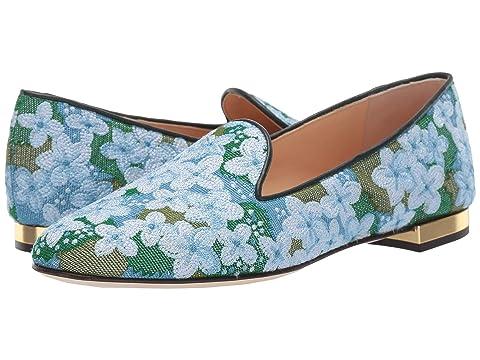 Charlotte Olympia Hydrangea Loafer