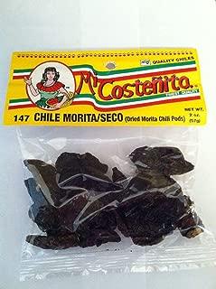 Dried Chile Morita Chili Pods (Chipotle)