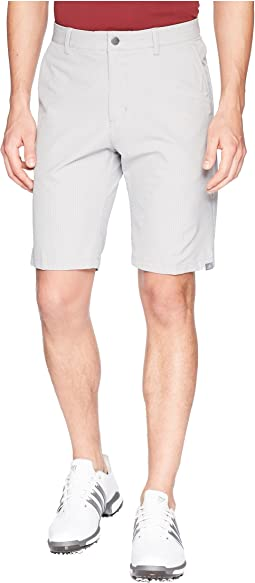 adidas Golf Ultimate Twill Pinstripe Shorts
