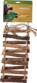 Prevue Hendryx 62807 Naturals Rope Ladder Bird Toy, Large