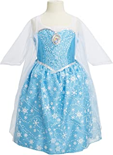 Frozen Elsa Musical Light Up Little Girls Dress