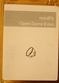 Oticon Minifit Open 8mm Dome Piece (10 Pack)